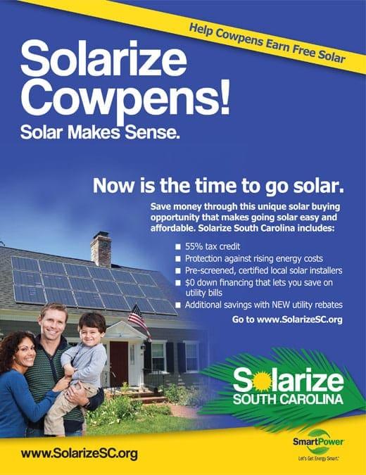 Town of Cowpens Solarize Cowpens